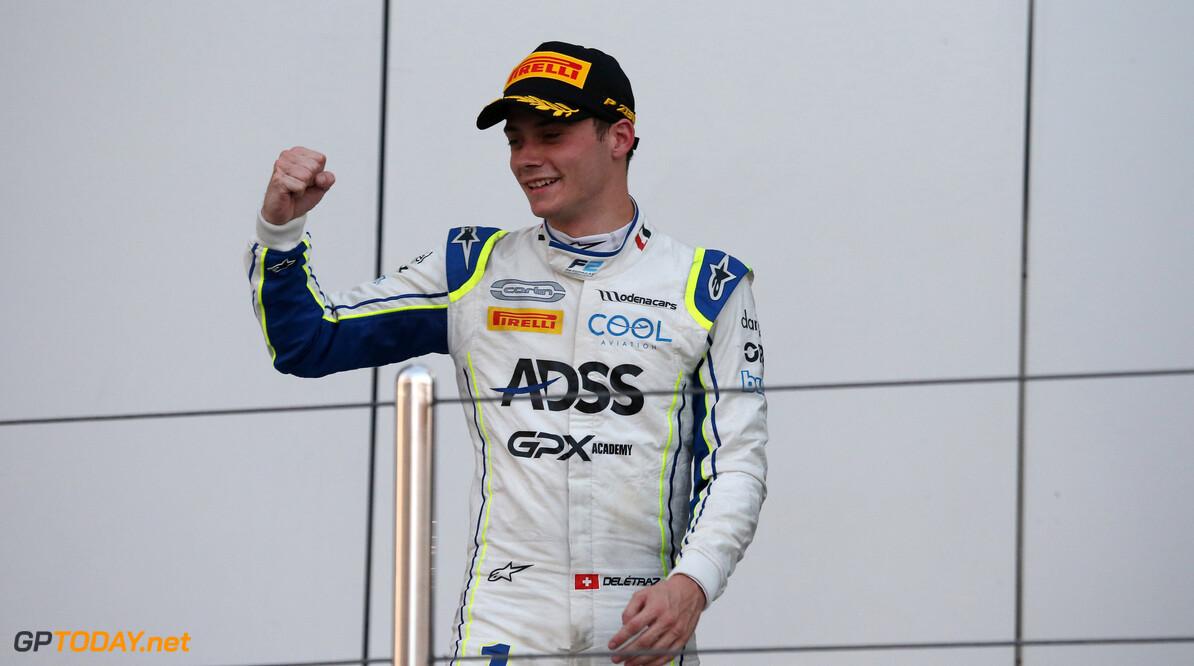 Charouz trekt Deletraz en Piquet aan voor Formule 2-seizoen 2020