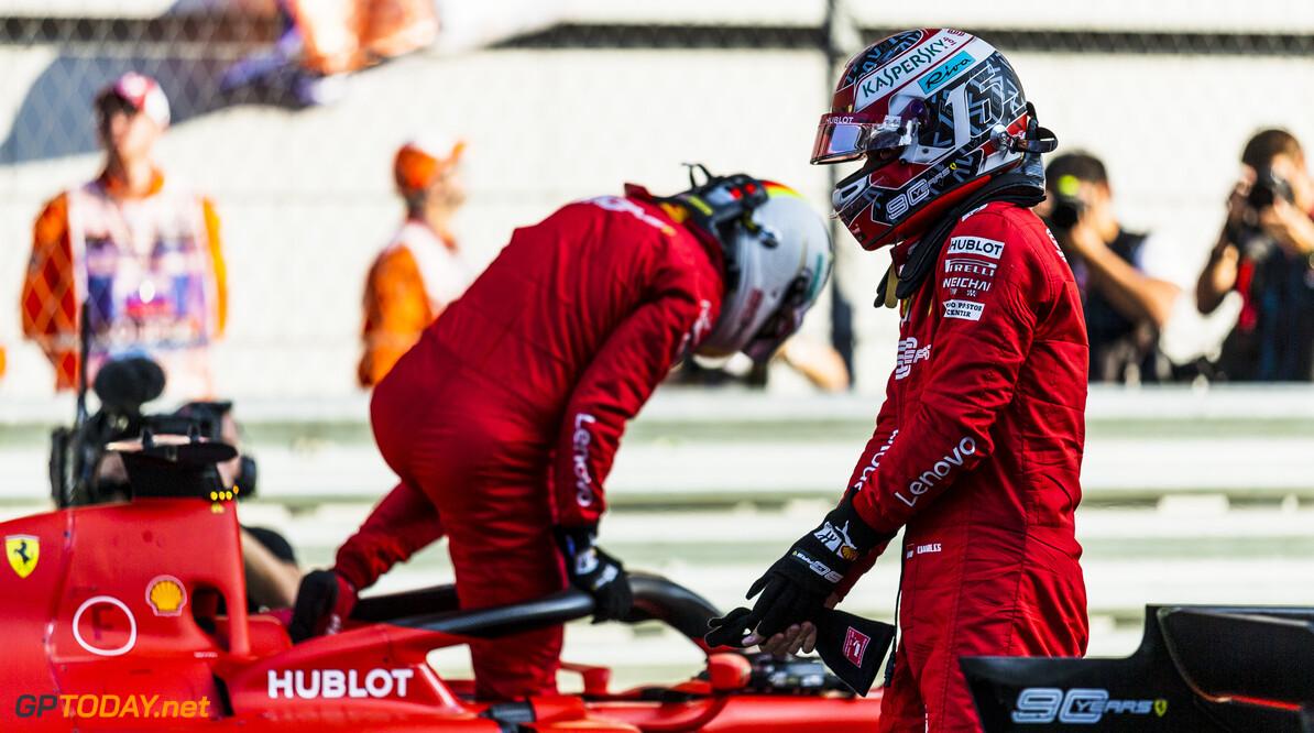 28/09/2019 F1/2019 GP LECLERC QUALIFICA RUSSIA SABATO