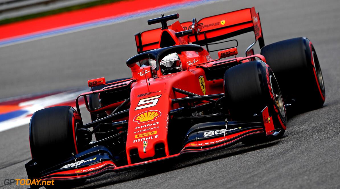 GP RUSSIA F1/2019 -  SABATO  28/09/2019   GP RUSSIA F1/2019 -  SABATO  28/09/2019   credit: @Scuderia Ferrari Press Office GP RUSSIA F1/2019 -  SABATO  28/09/2019   (C) FOTO COLOMBO IMAGES ADLER RUSSIA