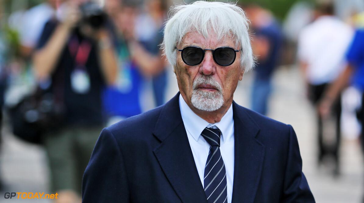 Bernie Ecclestone pleit wederom voor invoering medaillespiegel in Formule 1