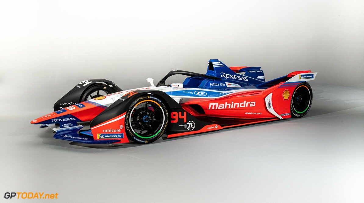 Mahindra retains Wehrlein and D'Ambrosio for season six