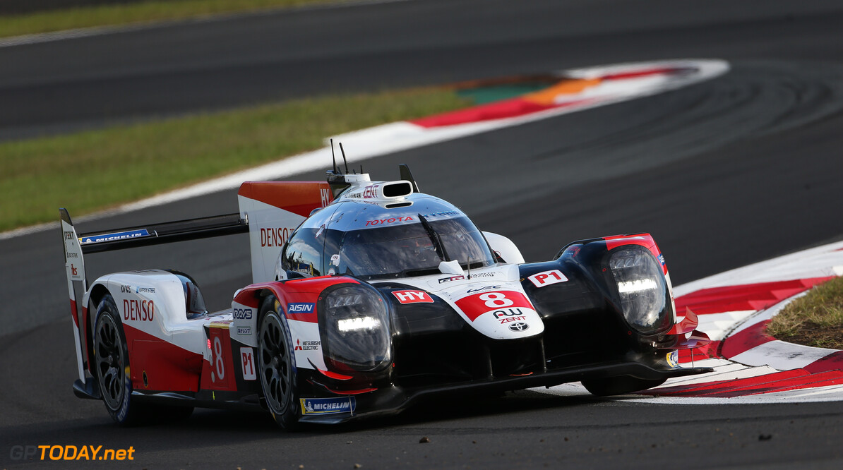 #8 Toyota takes first win of 2019/20 season in Fuji