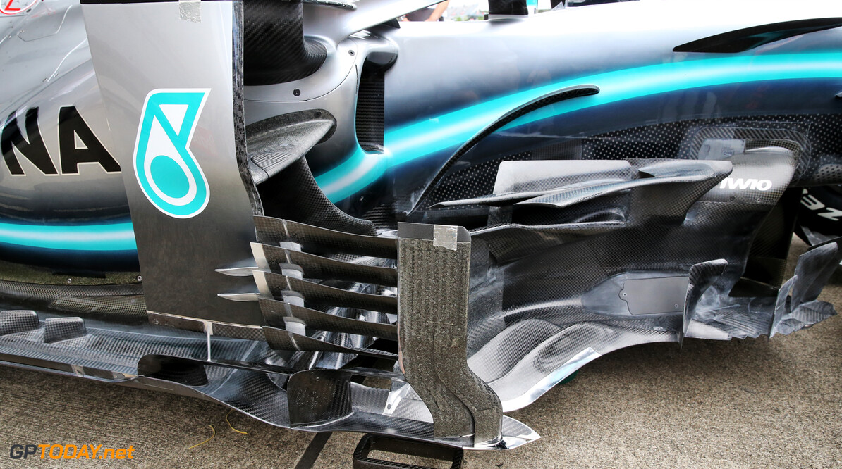 Bottas hails Mercedes' Suzuka upgrades