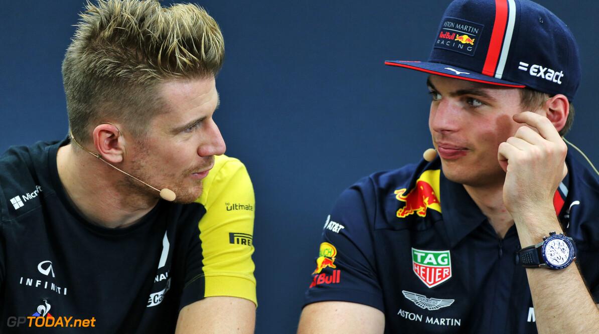 Max Verstappen vertelt Red Bull: 'Wil Hulkenberg als teamgenoot in 2021'