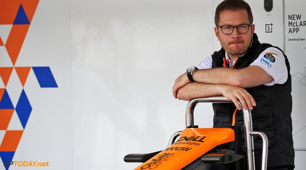Seidl reveals plan to improve McLaren pit equipment for 2020