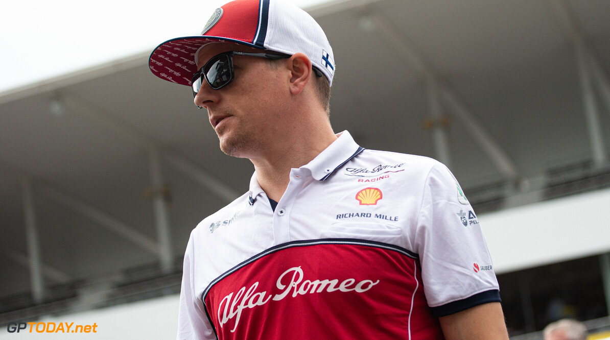 Slower lap times in 2021 will make no difference - Raikkonen