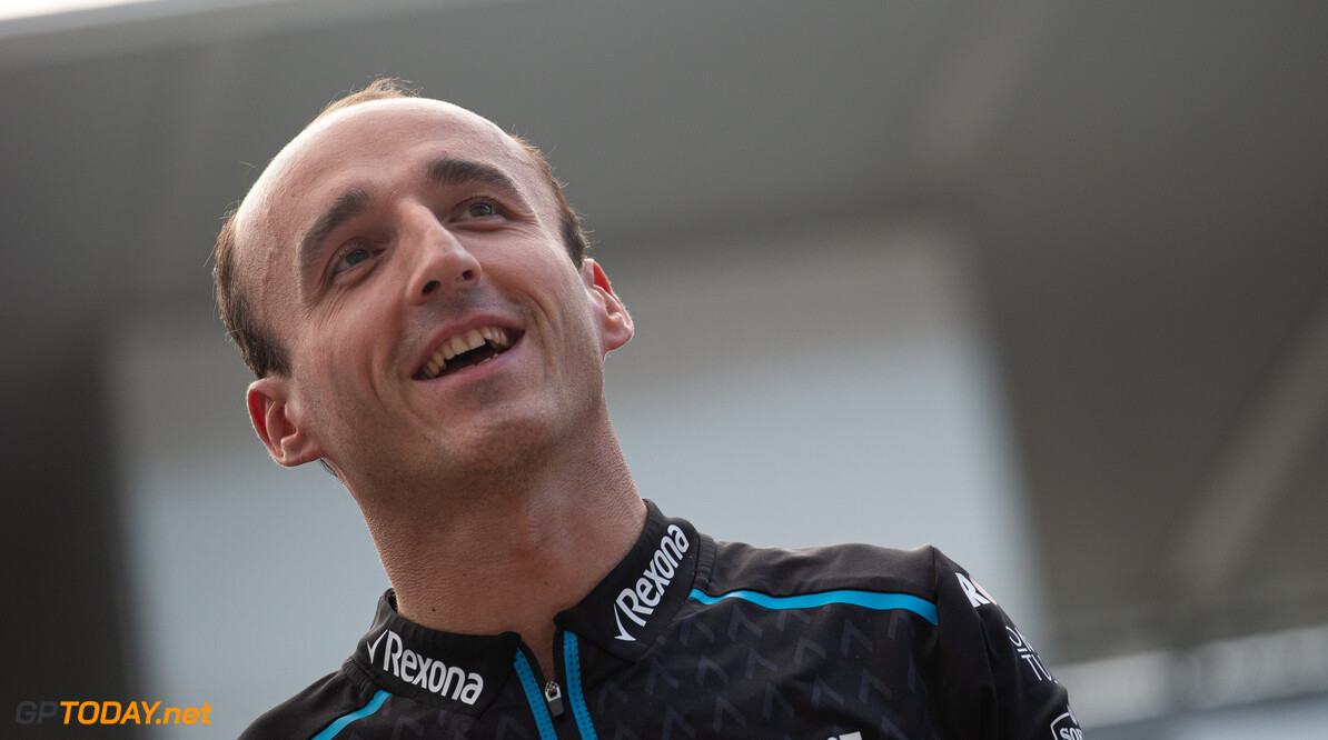 Kubica delivers first public message as Alfa Romeo reserve driver