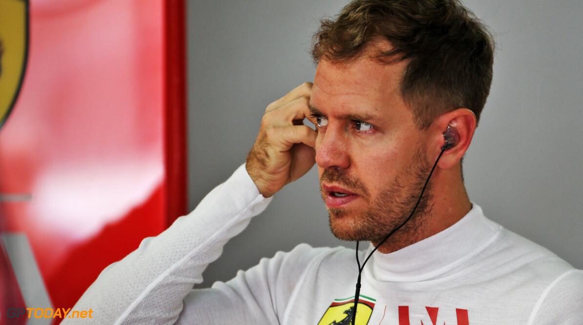 """Sebastian Vettel: """"Het wordt lastig om gat met top te dichten"""""""