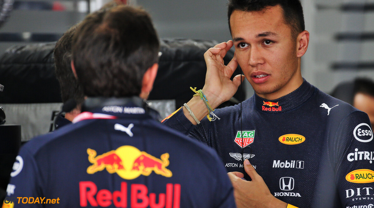 Horner: 2020 Red Bull seat is Albon's to lose