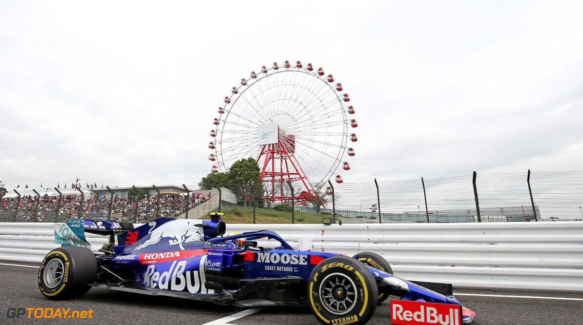 Formula One World Championship Naoki Yamamoto (JPN), Scuderia Toro Rosso  11.10.2019. Formula 1 World Championship, Rd 17, Japanese Grand Prix, Suzuka, Japan, Practice Day. - www.xpbimages.com, EMail: requests@xpbimages.com - copy of publication required for printed pictures. Every used picture is fee-liable. (C) Copyright: Charniaux / XPB Images Motor Racing - Formula One World Championship - Japanese Grand Prix - Practice Day - Suzuka, Japan XPB Images Suzuka Japan  Formel1 Formel F1 Formula 1 Formula1 GP Grand Prix one Suzuka Circuit Japan Japanese Friday October 11 10 2019 Action Track