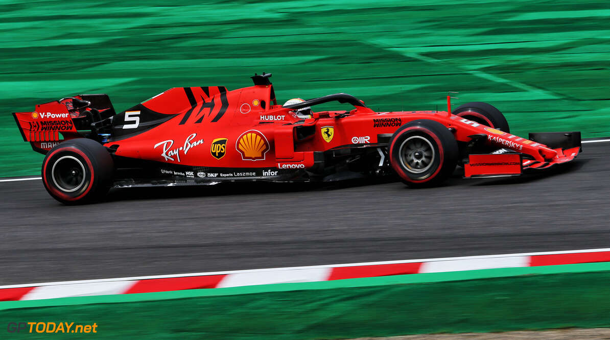Vettel confident Ferrari has room to improve