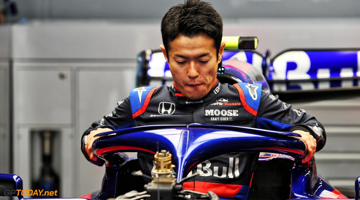 Naoki Yamamoto verrast door 'geweldige' vermogen F1-motoren