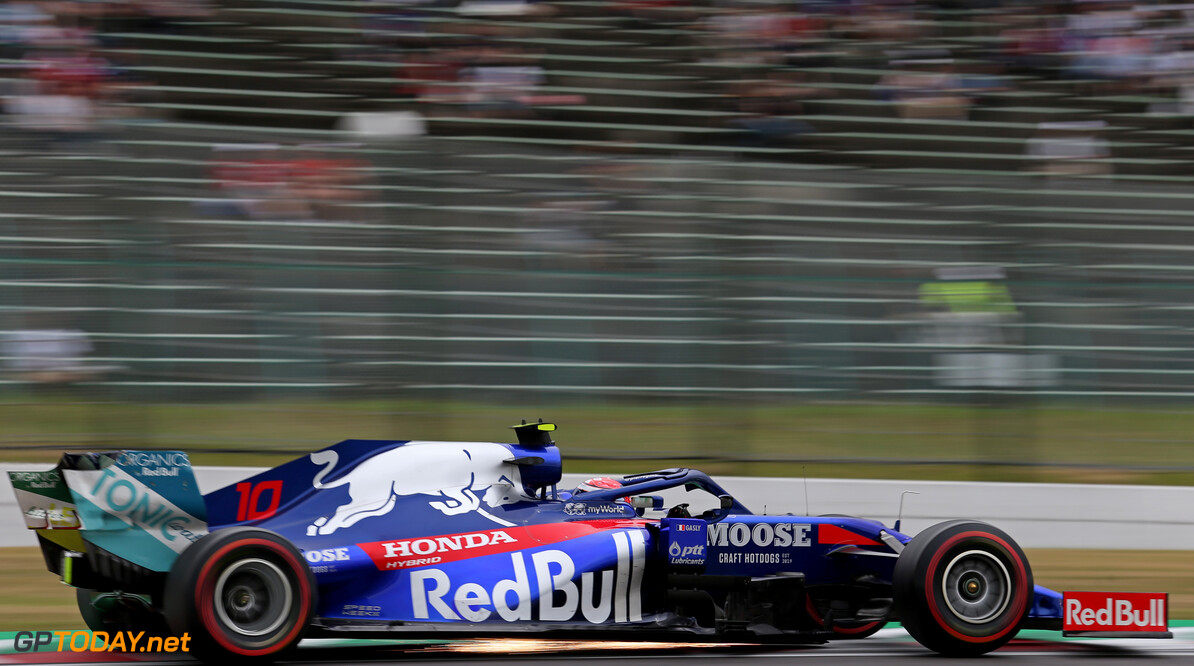 Formula One World Championship Pierre Gasly (FRA), Scuderia Toro Rosso  11.10.2019. Formula 1 World Championship, Rd 17, Japanese Grand Prix, Suzuka, Japan, Practice Day. - www.xpbimages.com, EMail: requests@xpbimages.com - copy of publication required for printed pictures. Every used picture is fee-liable. (C) Copyright: Charniaux / XPB Images Motor Racing - Formula One World Championship - Japanese Grand Prix - Practice Day - Suzuka, Japan XPB Images Suzuka Japan  Formel1 Formel F1 Formula 1 Formula1 GP Grand Prix one Suzuka Circuit Japan Japanese Friday October 11 10 2019 Action Track