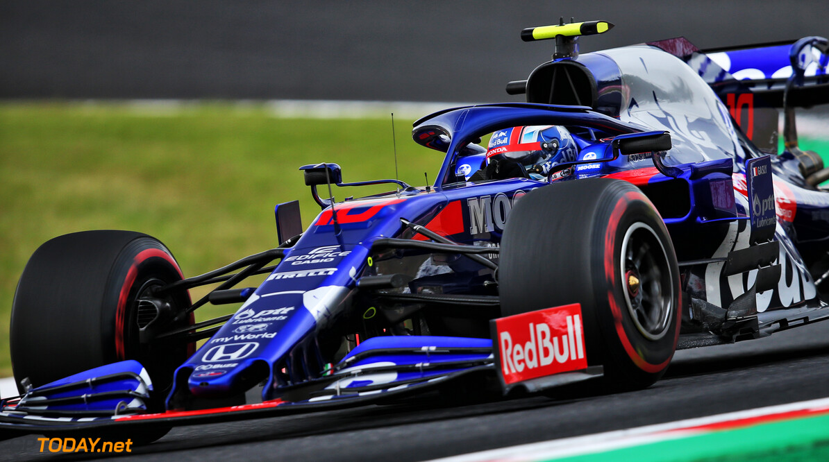 Gasly: Nobody really knows where the pace is