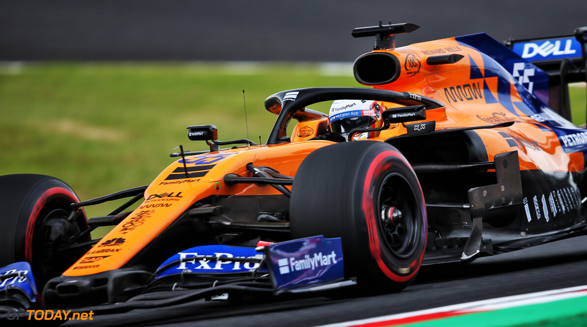Seidl: McLaren wary of Renault threat despite gap
