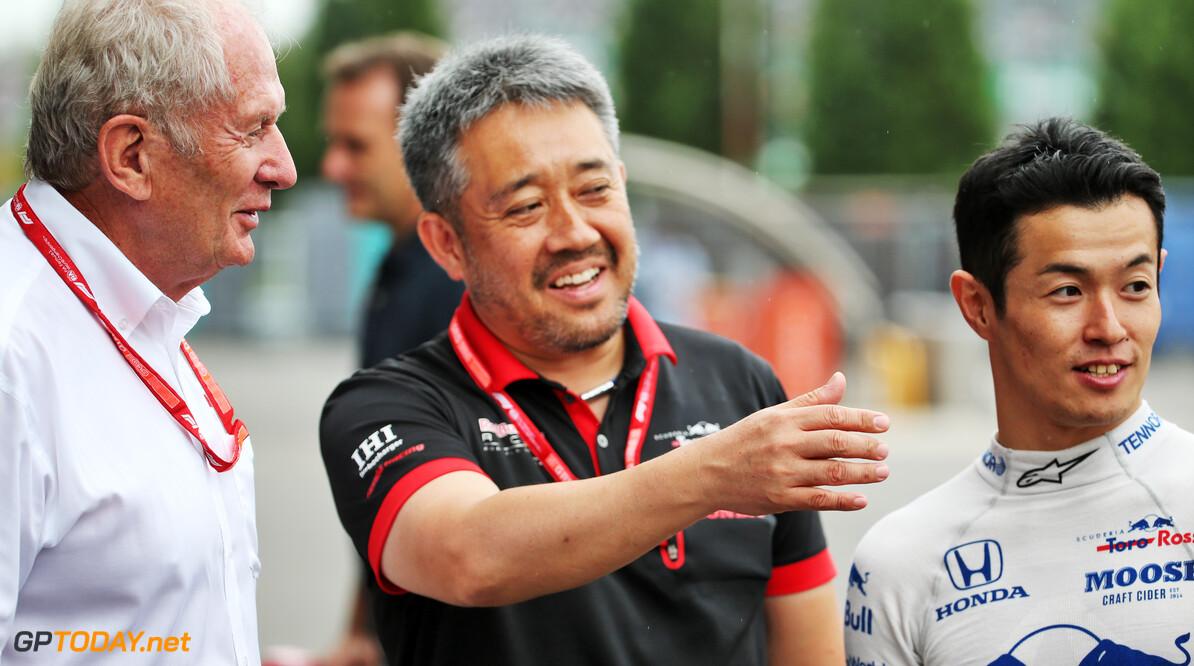 """Helmut Marko: """"Onduidelijk of Honda ook na 2020 in Formule 1 blijft"""""""