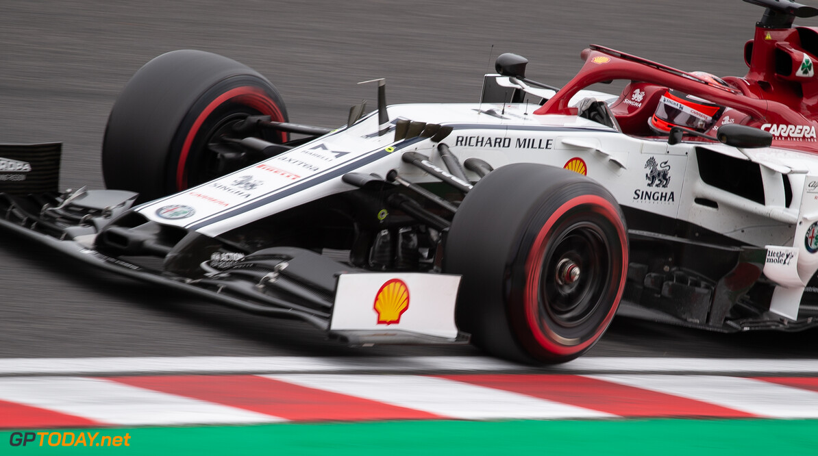 Raikkonen: Minor fixes will put Alfa Romeo back in the fight