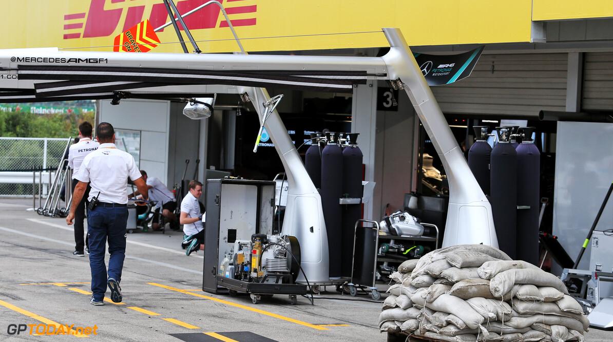 Suzuka en Formule 1 bereiden zich voor op komst tyfoon Hagibis