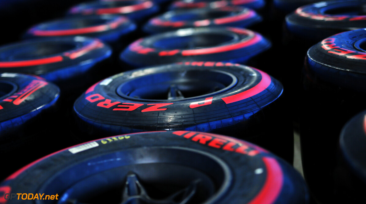 Pirelli confirms drivers' tyre choices for US GP