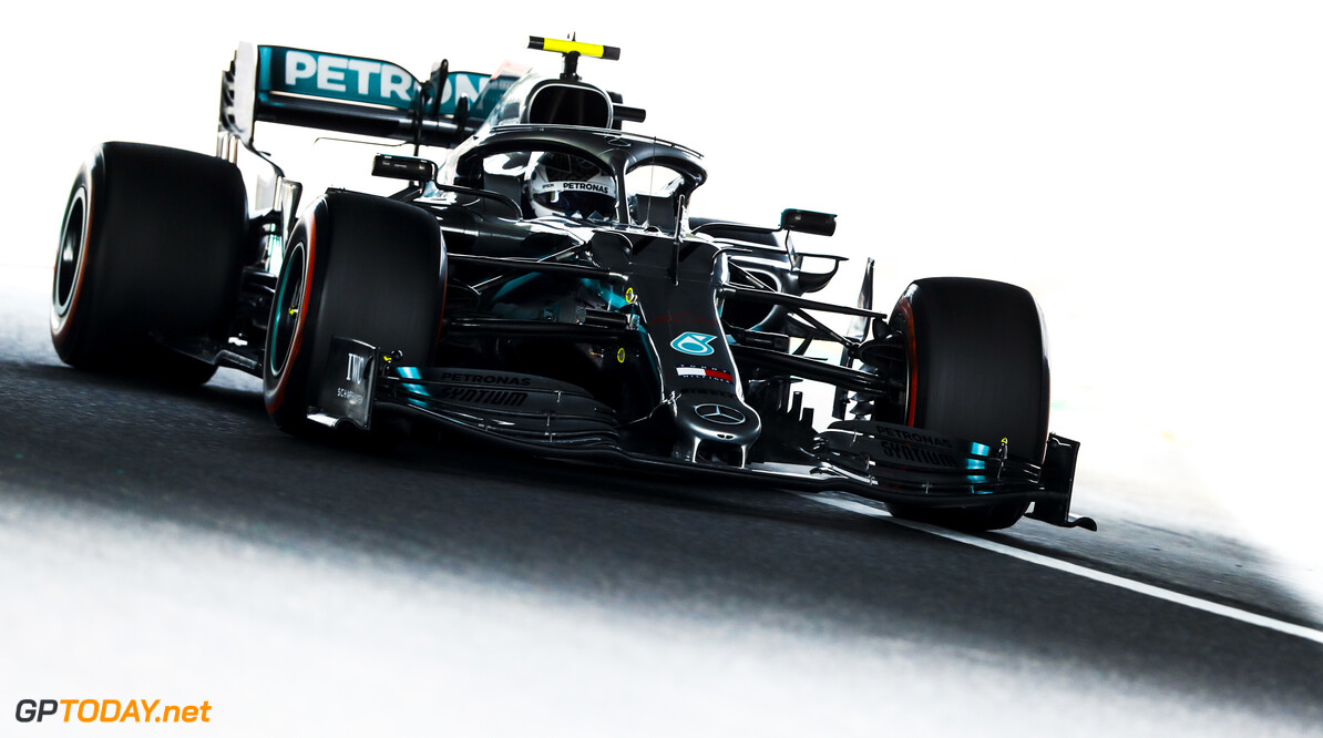 2019 Japanese GP SUZUKA, JAPAN - OCTOBER 11: Valtteri Bottas, Mercedes AMG W10 during the Japanese GP at Suzuka on October 11, 2019 in Suzuka, Japan. (Photo by Steven Tee / LAT Images) 2019 Japanese GP Steven Tee  Japan  action ts-live