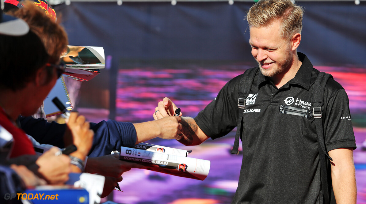Magnussen: No mindset problems at Haas