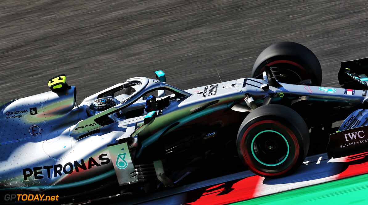 <strong>Japanese GP:</strong> Bottas wins as Mercedes clinches constructors' championship