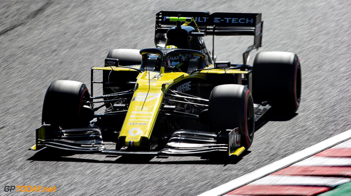 Renault niet in beroep tegen diskwalificatie Grand Prix van Japan