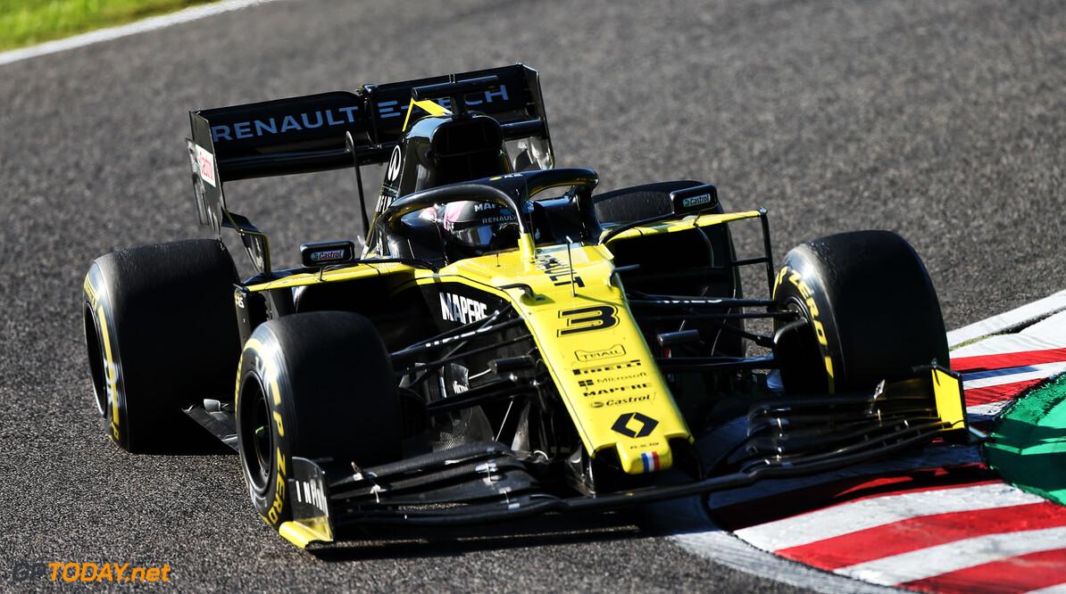 <b>Video:</b> Daniel Ricciardo's geweldige laatste paar rondes