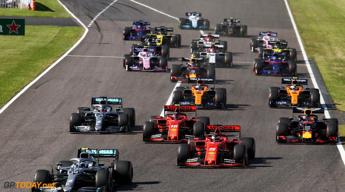 Kleine veranderingen aan reglementen 2021 na zorgen over 'GP1'-auto's