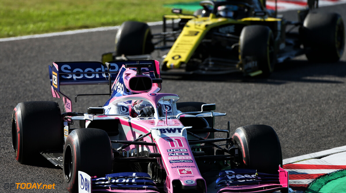 Racing Point wanted to copy Renault's brake bias system