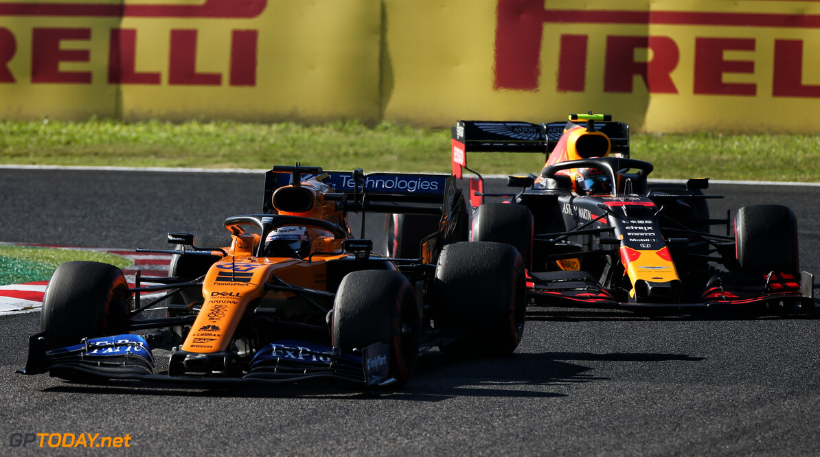 Fifth in Japan 'a bit more special' than other results - Sainz