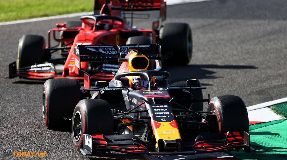 Red Bull Racing bijt zich vast in schikking FIA en Ferrari