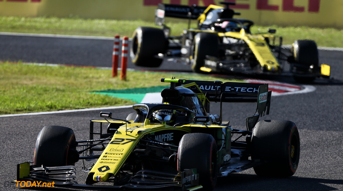 Racing Point launches protest against Renault's brake system
