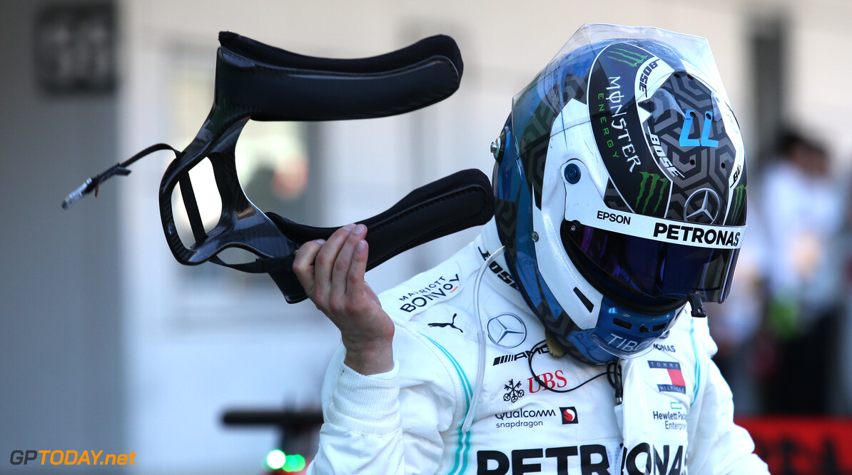 Bottas reveals 0.040s reaction time at Suzuka start