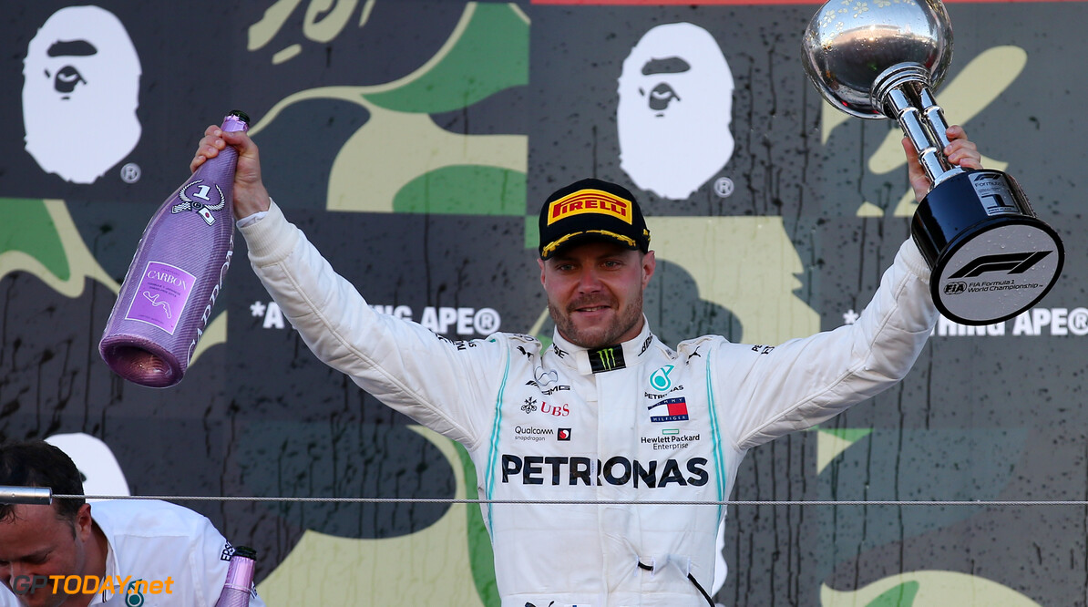 <b>Column:</b> Bottas recaptures his early season form