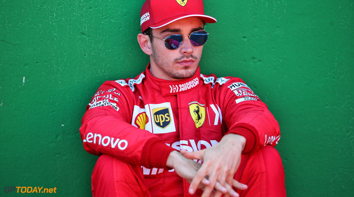 """Leclerc geeft toe: """"Ik onderstuurde tegen Verstappen aan"""""""