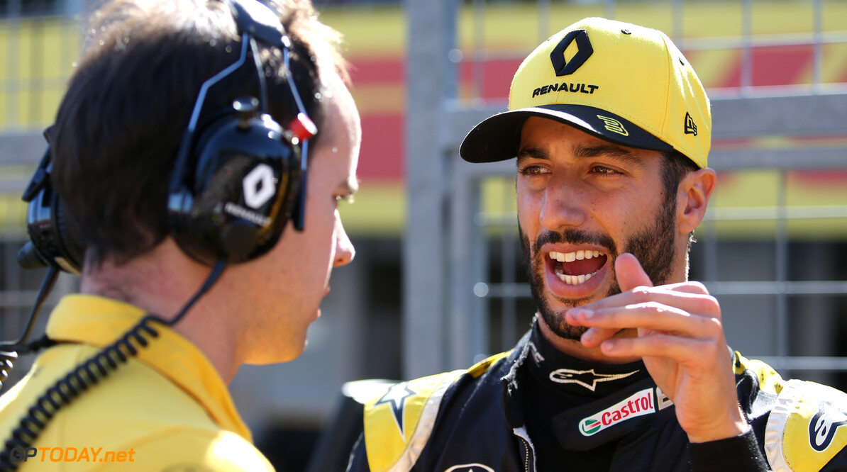 <b>Video:</b> Deel 2 van 'Guess the Part' met Daniel Ricciardo