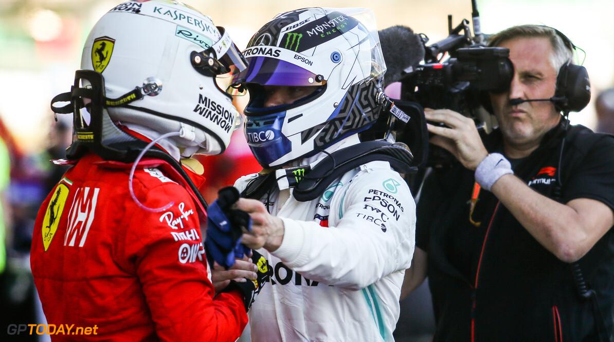 Mercedes gaf sinds 2014 1 miljard uit aan motorontwikkeling, Ferrari nog meer