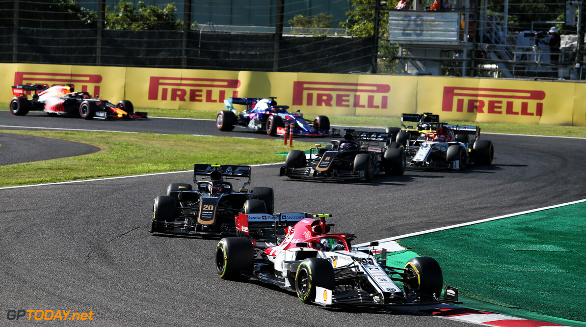 Is F1 set to produce a new 2020 race calendar this week?