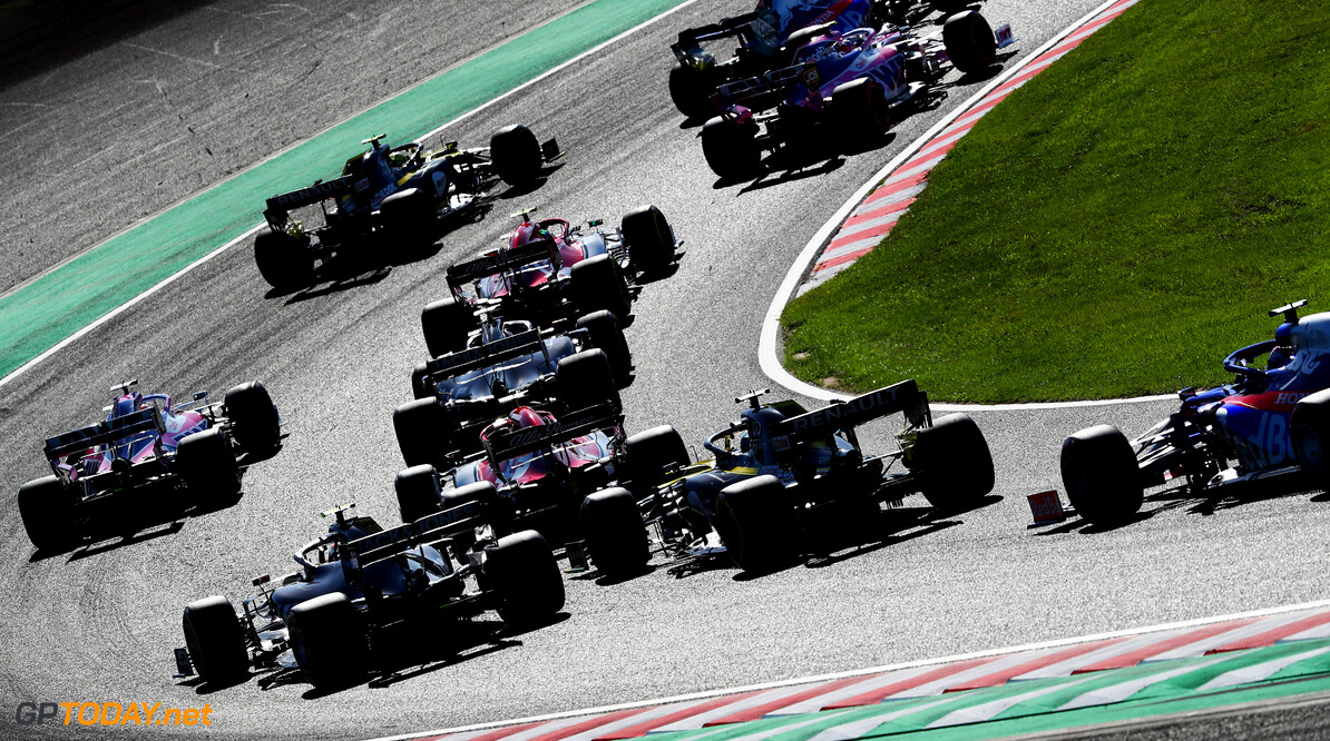 F1 confirms session start times for Japanese GP weekend