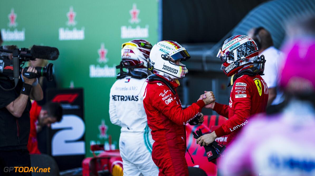 13/10/2019 DOMENICA F1/2019 GARA GIAPPONE GP LECLERC VETTEL