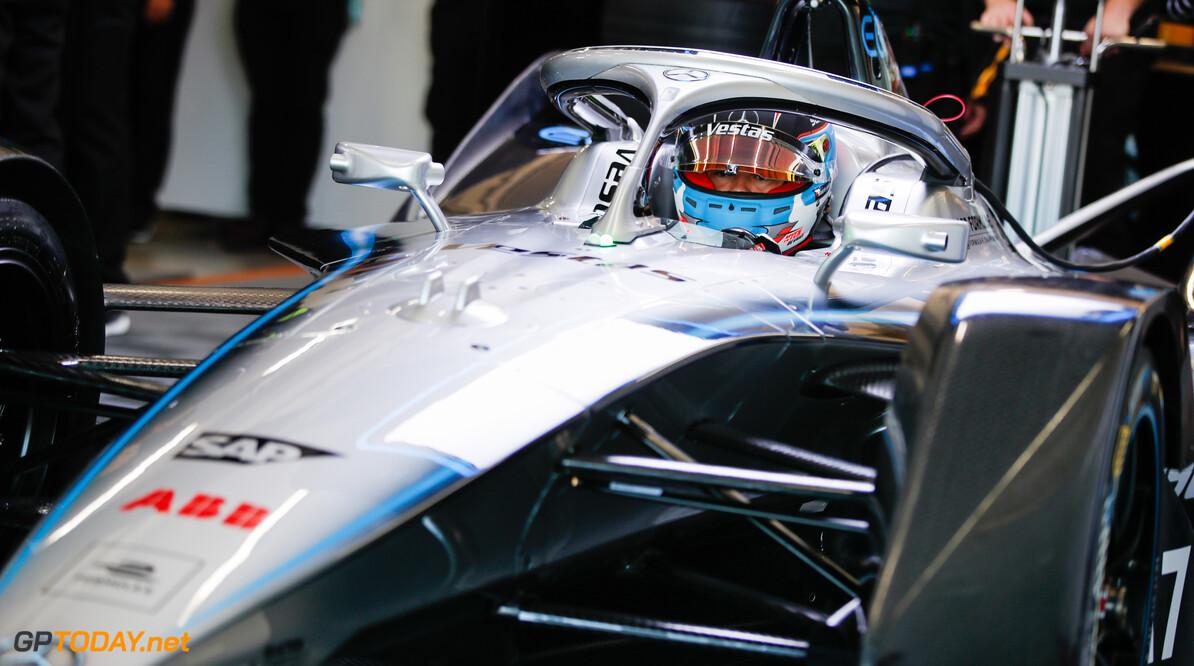 Nyck De Vries (NLD), Mercedes Benz EQ, EQ Silver Arrow 01   Joe Portlock