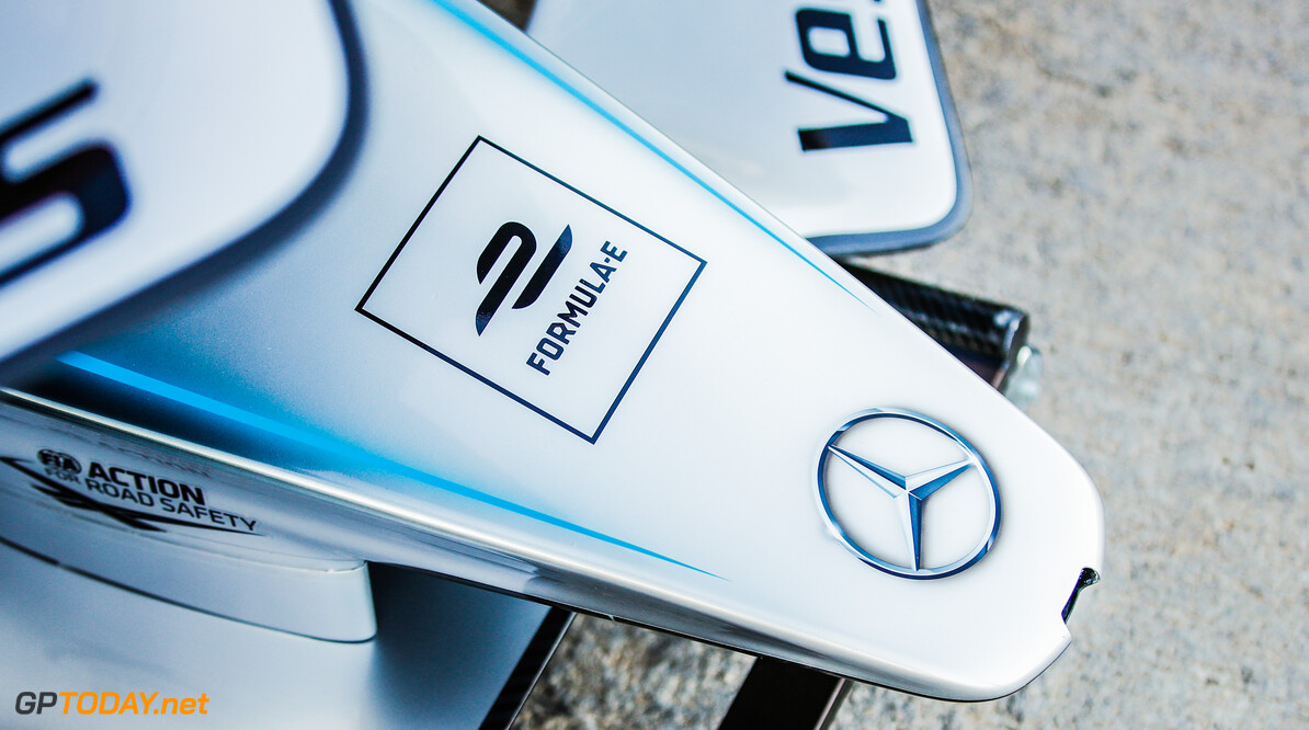 Mercedes Benz EQ Formula, EQ Silver Arrow 01   Joe Portlock