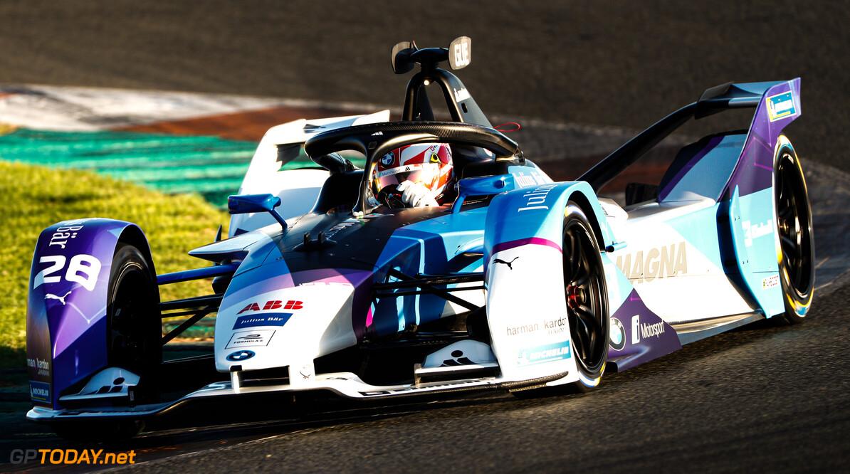 Maximilian G?nther (DEU), BMW I Andretti Motorsports, BMW iFE.20   Sam Bloxham    action