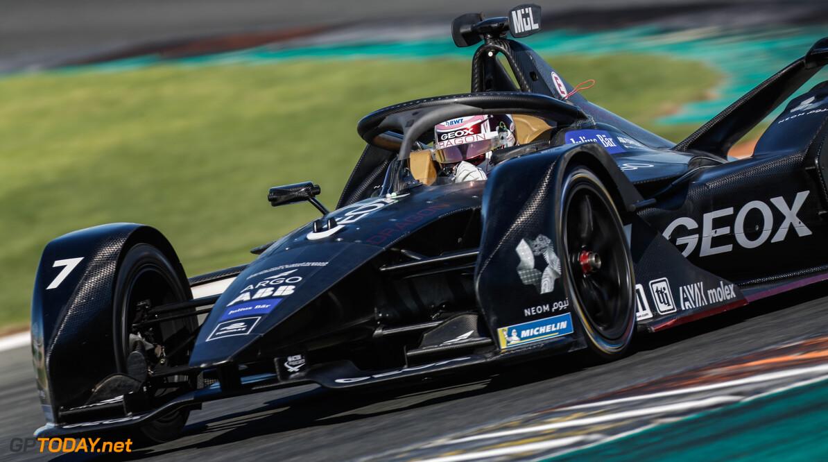 Nico Muller (DEU), GEOX Dragon, Penske EV-4   Joe Portlock    action