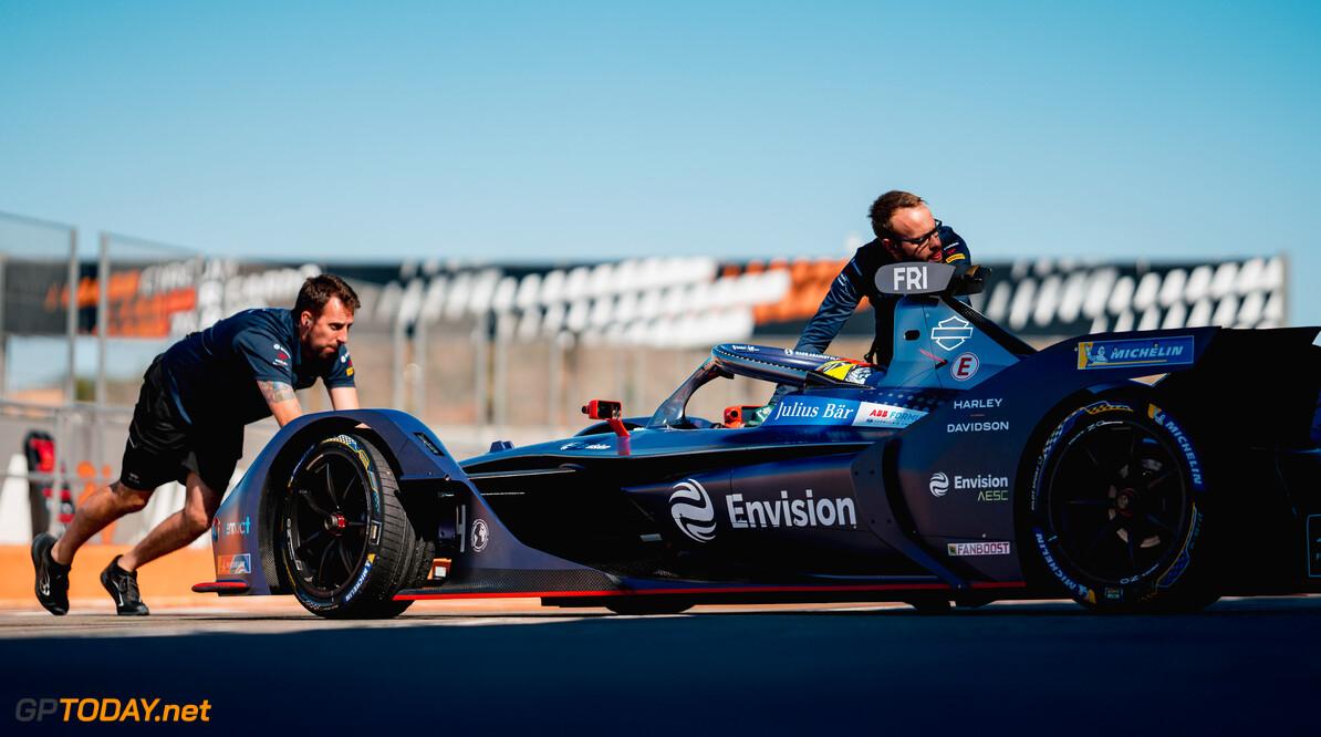 Robin Frijns (NLD), Envision Virgin Racing, Audi e-tron FE06   Dan Bathie
