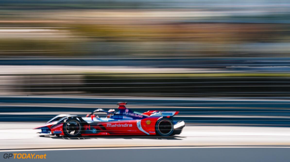 Pascal Wehrlein (DEU), Mahindra Racing, M6Electro   Dan Bathie