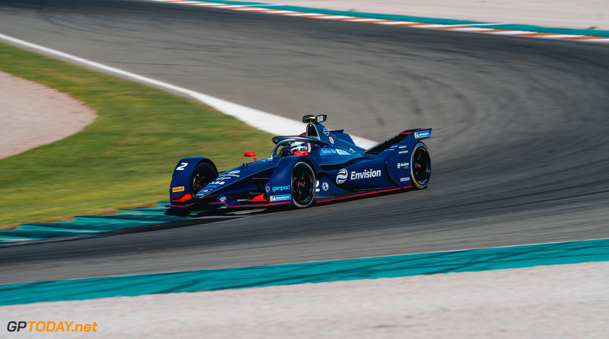 Sam Bird (GBR), Envision Virgin Racing, Audi e-tron FE06   Dan Bathie