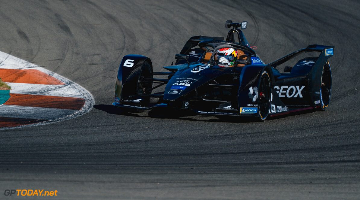 Brendan Hartley (NZL), GEOX Dragon, Penske EV-4   Dan Bathie