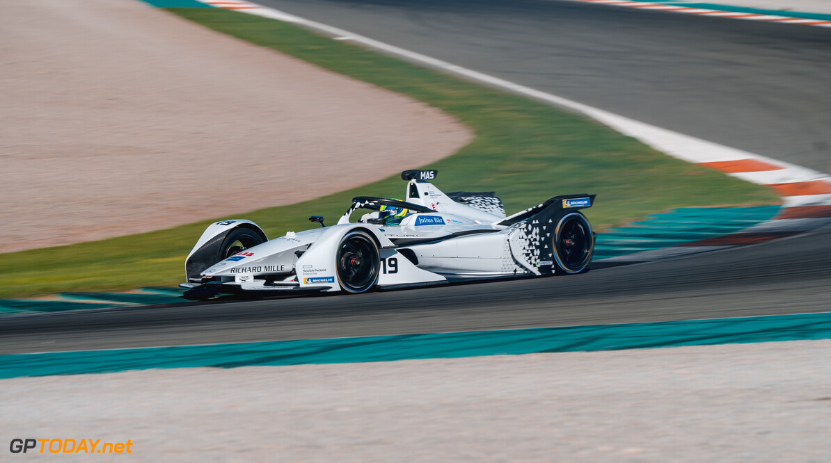 Felipe Massa (BRA), Venturi, EQ Silver Arrow 01   Dan Bathie